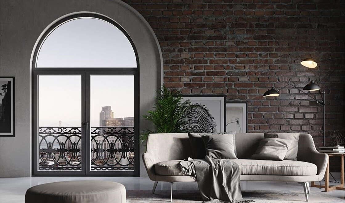 PRISMATIC, la nuova finestra in PVC firmata Oknoplast.